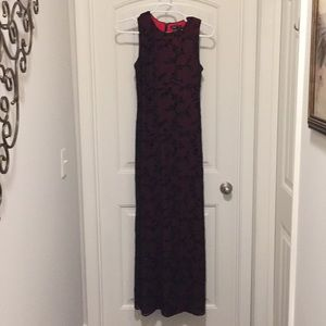 Rimini Long dress